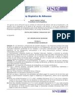 Ley Aduanas
