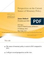 Perspectives on the Current 