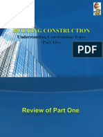 Building Connstruction Understanding Construction Part Two Tom Bartsch.ppt