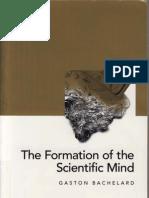 BACHELARD Formation of the Scientific Mind