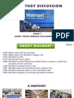 RM Case Study Walmart