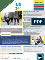 Newsletter Erasmus Ianuarie 2013