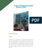 Instituto Para la proteccion al Ahorro Bancario.docx