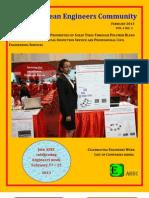 Alpha Eritrean Engineers' Magazine February's Issue