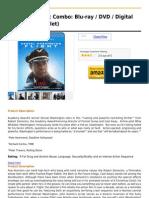 Flight (Two-Disc Combo Blu-Ray DVD Digital Copy + UltraViolet)