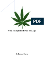 an argumentative essay on the use of marijuana in medicine  why marijuana should be legal