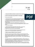 VLSI Design Interview Questions