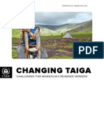 Changing Taiga