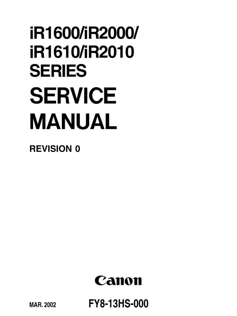 120586957-Canon-IR-1600-1610-2000-2010-Service-Manual