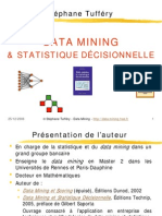 DATA MINING & STATISTIQUE DÉCISIONNELLE