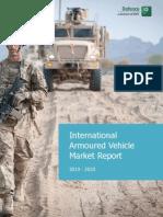 International Armoured Vehicle Market Report