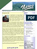 Newsletter - August 2006