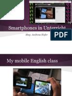 Ebasar- Handy Im Unterricht