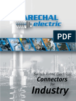 Marechal Switch Rated Connectors for Industry