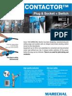 Marechal Decontactors Plug and Socket Switch
