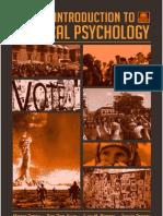 Cottam Et Al Introduction to Political Psychology