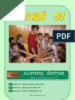 Zlati kos 53 (22.02.2013)