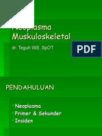 Neoplasma Muskuloskeletal1