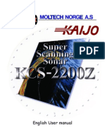 Kcs2200z English Usermanual