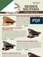 Current Militaria Flyers