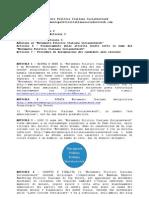 Movimento Politico Italiano Socialnetwork Regolamento
