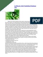 Kandungan Kimia Minyak Atsiri Tumbuhan Pandanus Amaryllifolius_001