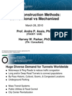 tunnel construction method