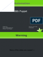 Puppet Teluxmeet