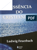 FEUERBACH, Ludwing - A Essencia Do Cristianismo