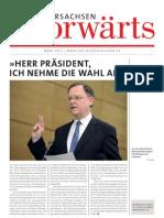Niedersachsen-Vorwärts März 2013
