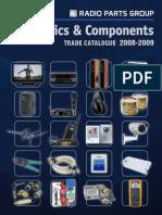RPG 2008-2009 Catalogue