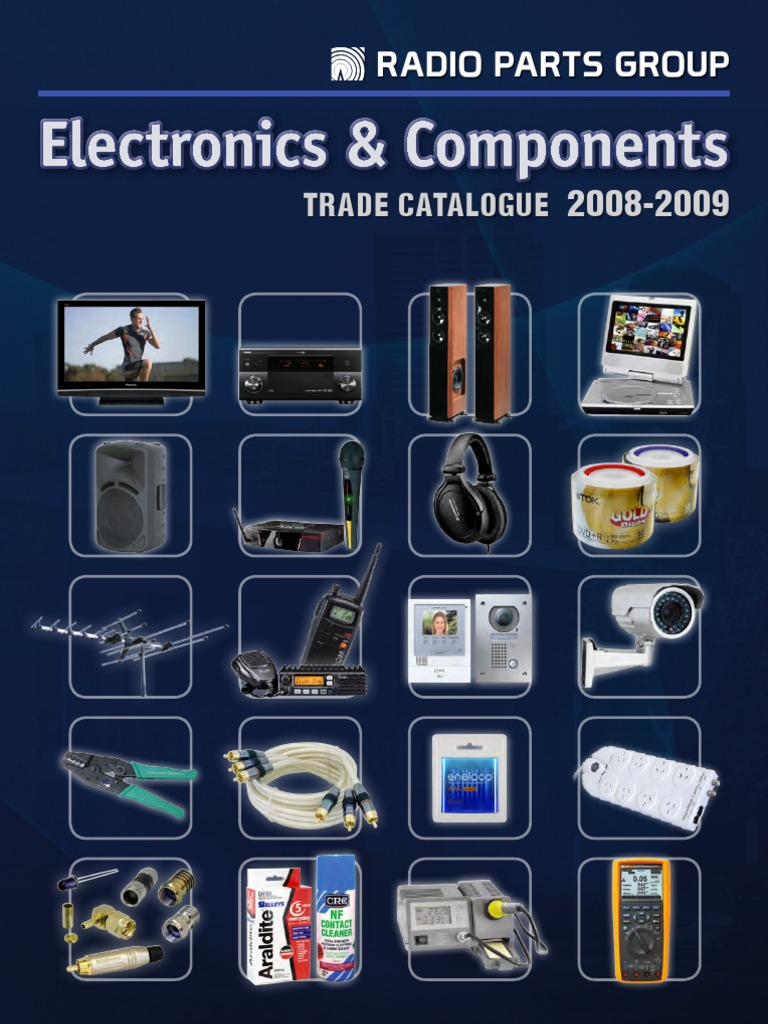 rpg 2008 2009 catalogue display resolution high definition rh scribd com