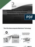 Nanocomposite Membranes