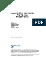 KWG Resources - Rail vs Road Tradeoff Study Report FINAL 11Feb2013