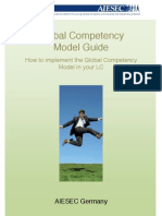Global Competency Model Guide