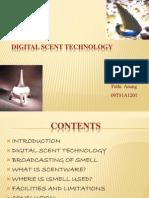 Digital Scent Technology