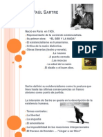 Jean Paúl Sartre[1]