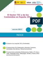 Informe Tic 2012