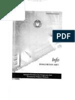 Buku Info Pengurusan Aset