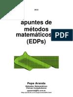 Apuntes Metodos Matematicos II 2013