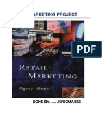 Retail Marketing Project..Riyafa Safwan New