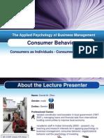 02 Consumer Behavior 2.0-Consumer Perception
