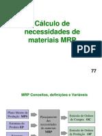 Apostila MRP Conceitos Básicos