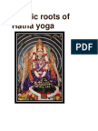 Tantric roots of Hatha yoga. Interview with Hareesh (Christopher Wallis)