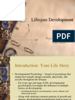 10 Lifespan Development