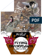 Flying Swordsmen RPG