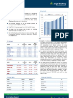 Derivatives Report, 22 February 2013