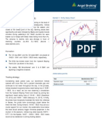 Daily Technical Report, 22.02.2013