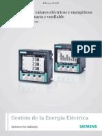 Multimedidores Digital Siemens