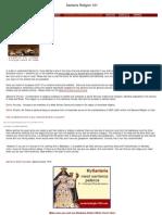 Algunos Orishas by POWERNINE